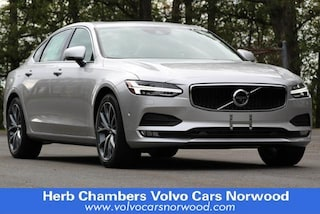 New 2018 Volvo S90 T6 AWD Momentum Sedan in Boston, MA