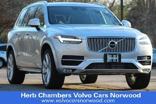 New 2018 Volvo XC90 T6 AWD Inscription (7 Passenger) SUV YV4A22PL7J1336845 Norwood, MA