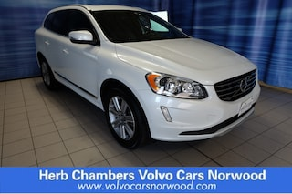 Pre-Owned 2016 Volvo XC60 T6 SUV VP2861 in Norwood, MA