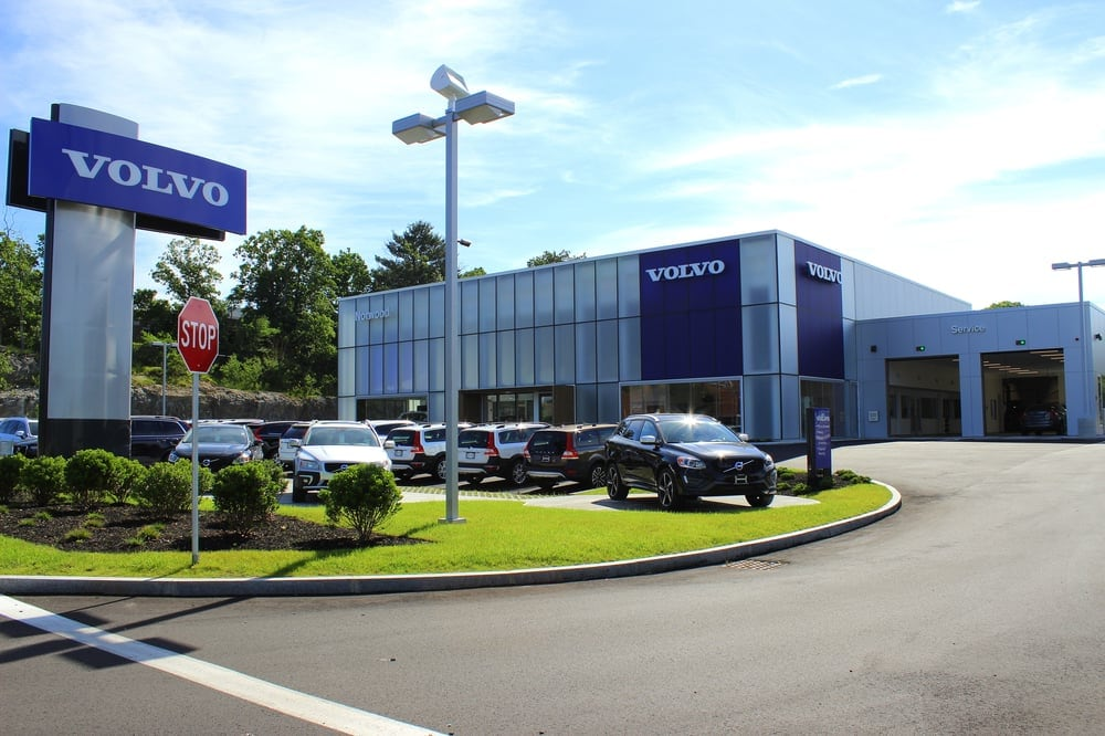 Herb Chambers Volvo Cars Norwood Volvo Dealership In Norwood Ma