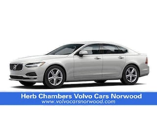 New 2018 Volvo S90 T5 AWD Momentum Sedan 832675 Norwood, MA