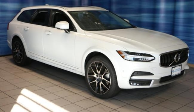 New 2018 Volvo V90 Cross Country T6 AWD Wagon in Norwood, MA