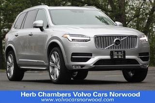 New 2018 Volvo XC90 T6 AWD Inscription (7 Passenger) SUV YV4A22PL6J1204465 Norwood, MA