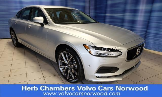 Featured pre owned cars, trucks, and SUVs 2018 Volvo S90 T5 AWD Mome Momentum Sedan for sale near you in Westborough, MA