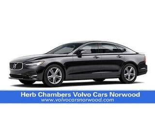 New 2018 Volvo S90 T5 AWD Momentum Sedan 838857 Norwood, MA