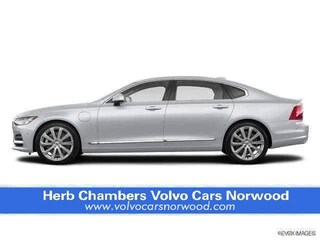 New 2018 Volvo S90 Hybrid T8 Inscription Sedan Norwood, MA