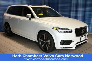 New 2018 Volvo XC90 T6 R-Design SUV YV4A22PMXJ1370982 Norwood, MA