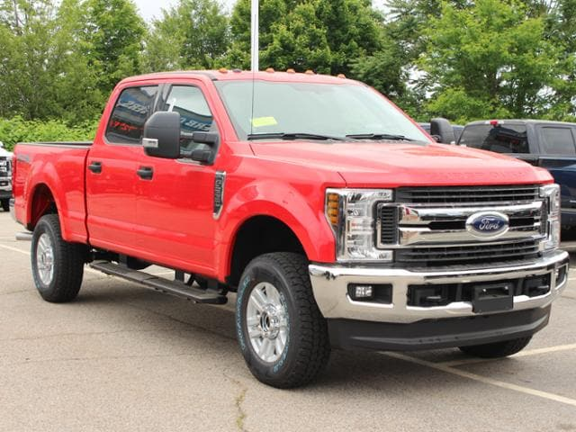 Featured new Ford cars, trucks, and SUVs 2018 Ford F-250 XLT Crew Cab Pickup for sale near you in Westborough, MA