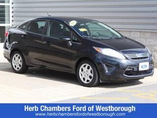 Bargain used cars, trucks, and SUVs 2011 Ford Fiesta SE Sedan for sale near you in Westborough, MA