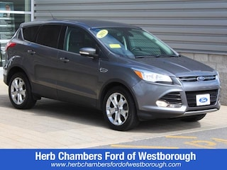 Bargain used cars, trucks, and SUVs 2013 Ford Escape SEL SUV for sale near you in Westborough, MA