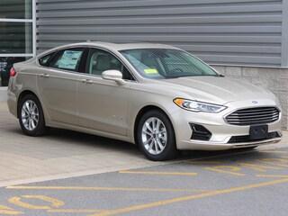 2019 Ford Fusion Hybrid SEL Car