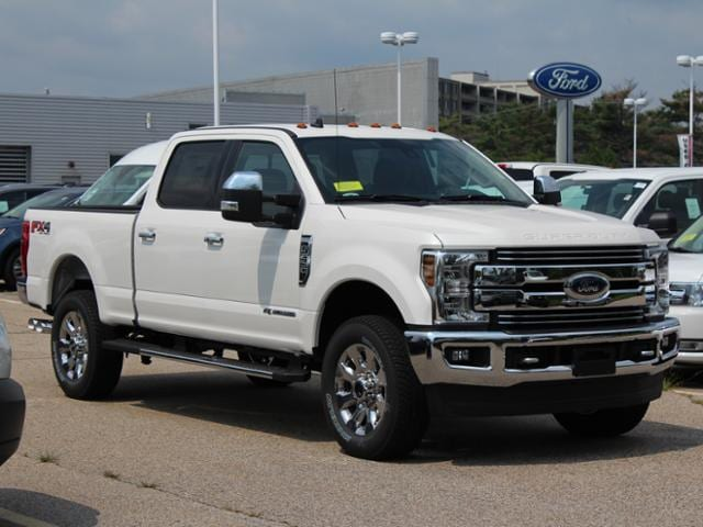 Featured new Ford cars, trucks, and SUVs 2019 Ford F-250 Lariat Crew Cab Pickup for sale near you in Westborough, MA