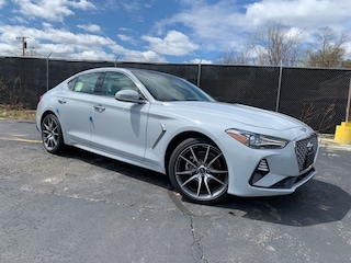 2020 Genesis G70 2.0T w/Prestige & Elite Packages Sedan