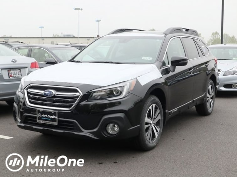 New 2019 Subaru Outback 3.6R Limited SUV for sale in Silver Spring