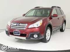 Certified Pre-Owned 2014 Subaru Outback 3.6R Limited Moonroof-Navigation-Eyesight SUV 4S4BRDNC9E2309319 Silver Spring MD
