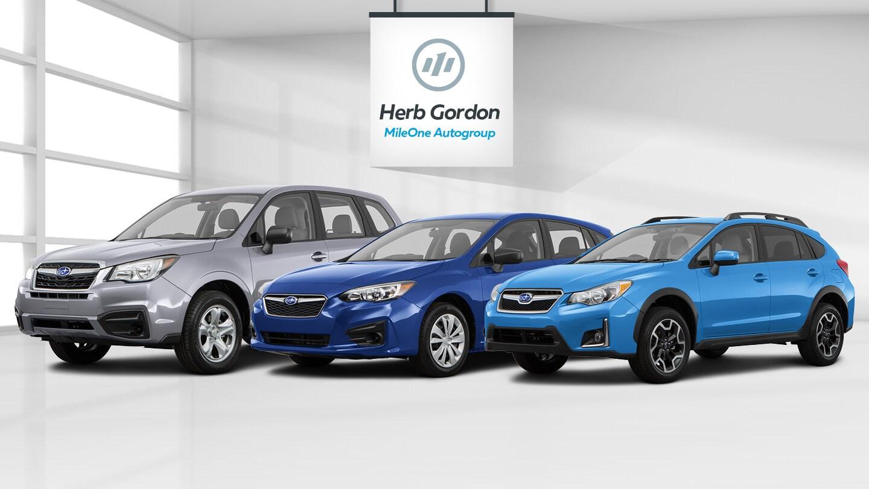 Subaru Dealers Near Me >> About Us Herb Gordon Subaru Subaru Dealer Near Me