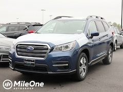 New 2019 Subaru Ascent Premium 8-Passenger SUV Silver Spring MD