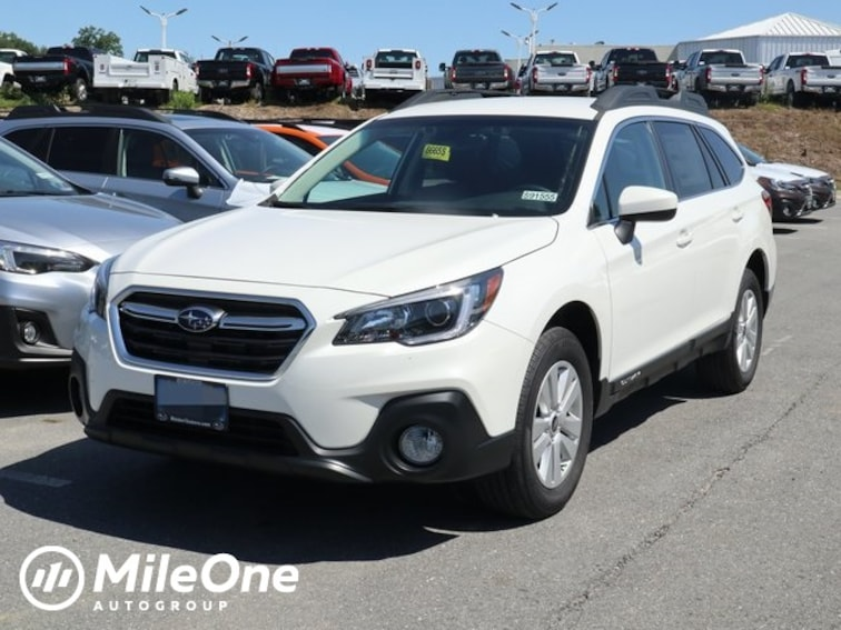 New 2019 Subaru Outback 2.5i Premium SUV for sale in Silver Spring