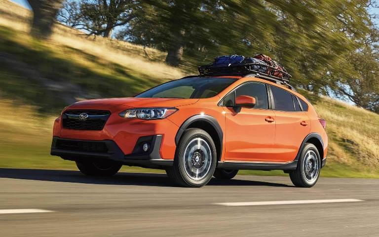 A Closer Look at the 2018 Subaru Crosstrek   Herb Gordon Subaru