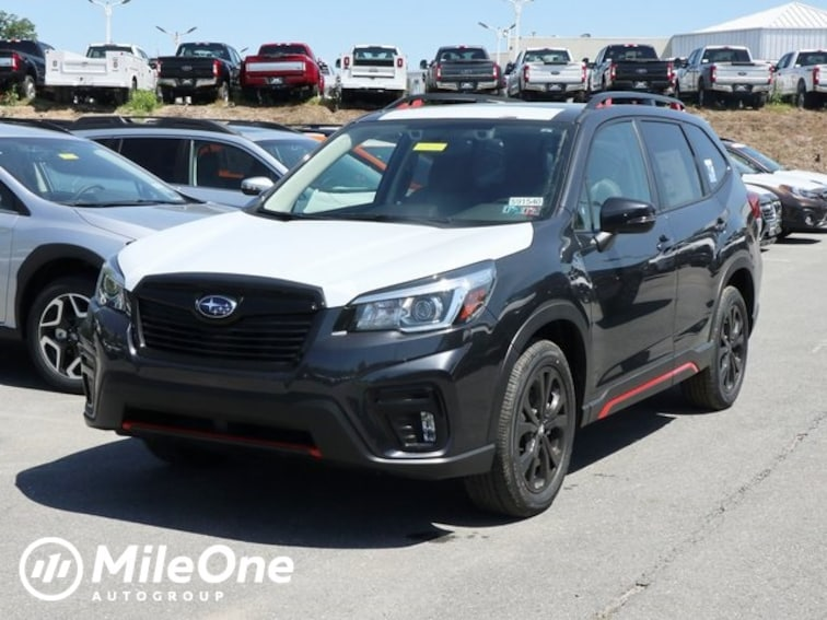 New 2019 Subaru Forester Sport SUV for sale in Silver Spring