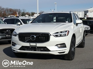 New 2019 Volvo XC60 Hybrid T8 Inscription SUV Silver Spring