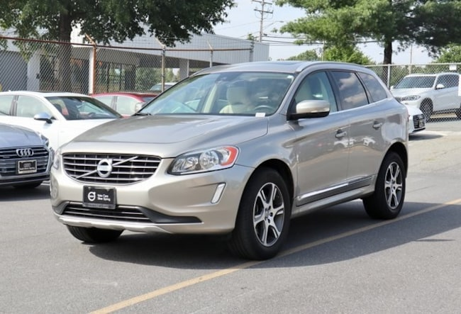 Pre-Owned 2014 Volvo XC60 T6 SUV for sale in Silver Spring