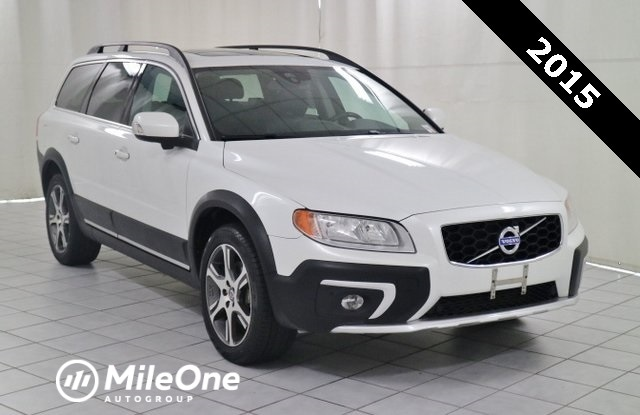 Pre Owned 2015 Volvo XC70 T6 Premier Plus Wagon For Sale In Silver Spring