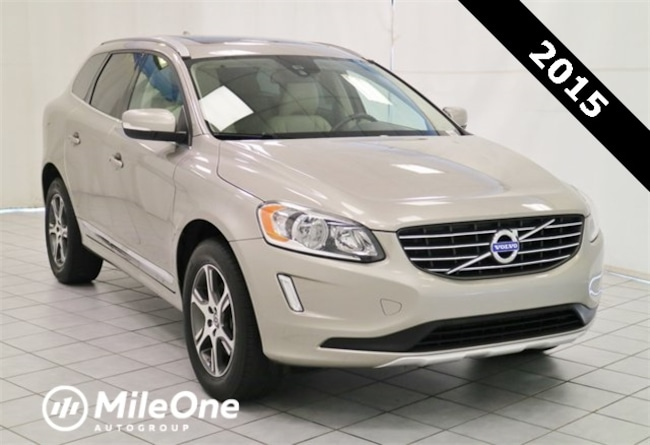 Pre-Owned 2015 Volvo XC60 T6 SUV for sale in Silver Spring