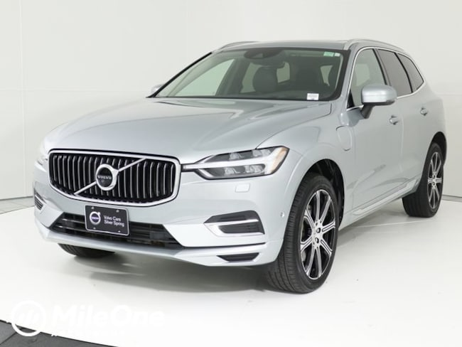 Pre-Owned 2018 Volvo XC60 Hybrid T8 Inscription SUV for sale in Silver Spring