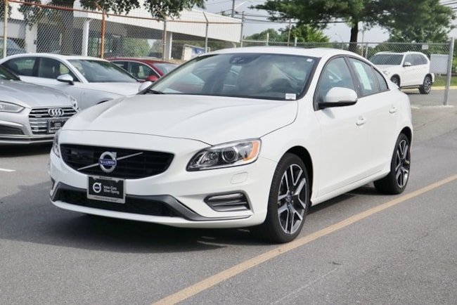 Pre-Owned 2017 Volvo S60 T5 AWD Dynamic Sedan for sale in Silver Spring