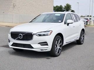 New 2019 Volvo XC60 T5 Inscription SUV Silver Spring