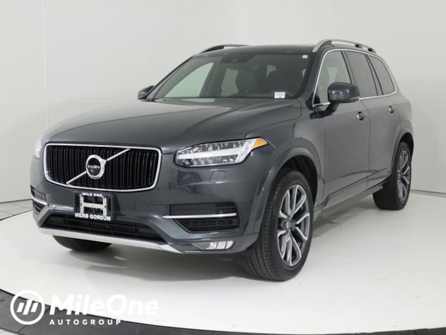 Pre-Owned 2016 Volvo XC90 SUV for sale in Silver Spring