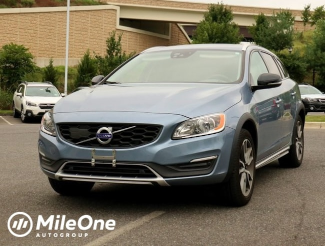 Pre-Owned 2017 Volvo V60 Cross Country T5 AWD Wagon for sale in Silver Spring