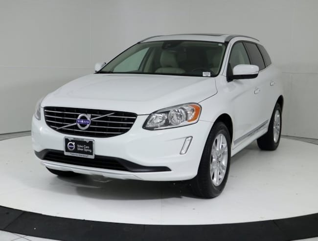 Pre-Owned 2015 Volvo XC60 3.2 Premier SUV for sale in Silver Spring