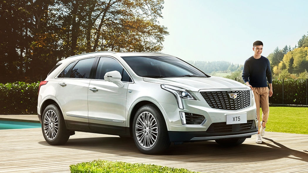 2020 Cadillac XT5 First Look Preview near Elmhurst, IL | Heritage Cadillac