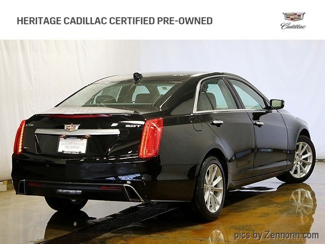 Used 2019 CADILLAC CTS For Sale at Heritage Cadillac | VIN
