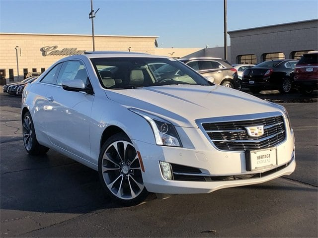 2019 CADILLAC ATS 2.0L Turbo Luxury Coupe