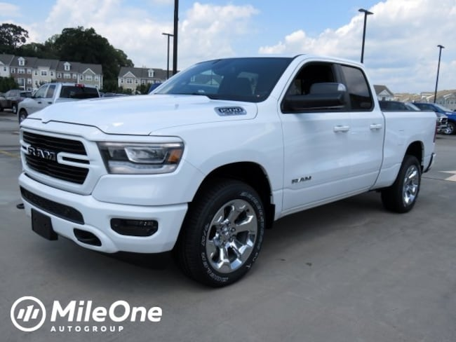 New 2019 Ram 1500 Bright White For Sale In Owings Mills Md Vin