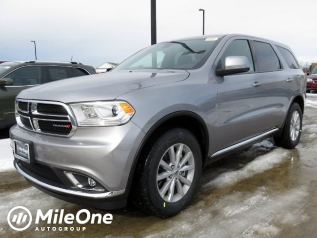 New 2019 Dodge Durango SXT AWD Sport Utility Owings Mills