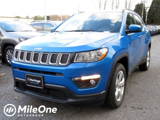 New 2019 Jeep Compass LATITUDE FWD Sport Utility Owings Mills