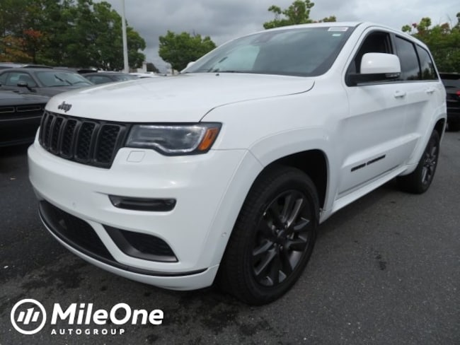 New 2019 Jeep Grand Cherokee HIGH ALTITUDE 4X4 Sport Utility Owings Mills