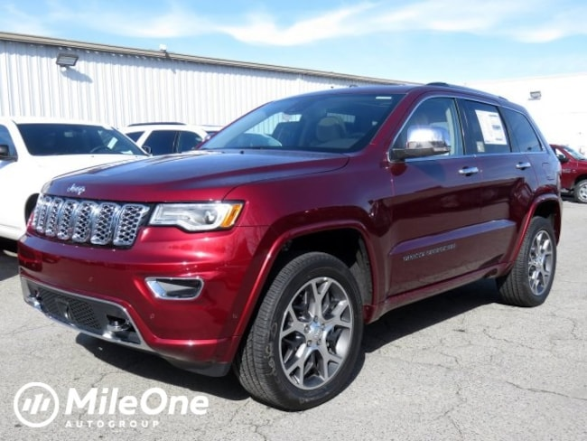 New 2019 Jeep Grand Cherokee OVERLAND 4X4 Sport Utility Owings Mills