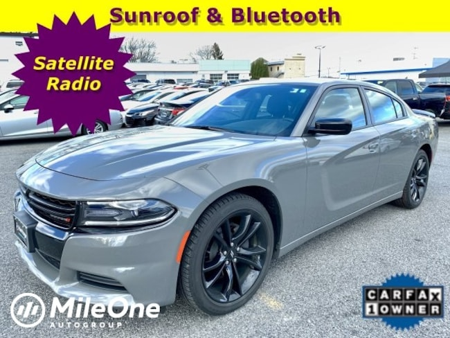 Used 2017 Dodge Charger Destroyer Gray Clearcoat For Sale In Owings