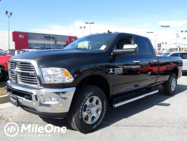 New 2018 Ram 2500 BIG HORN CREW CAB 4X4 8' BOX Crew Cab for sale in Baltimore, MD