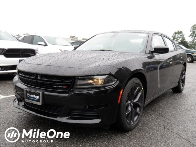 New 2019 Dodge Charger SXT RWD Sedan Owings Mills