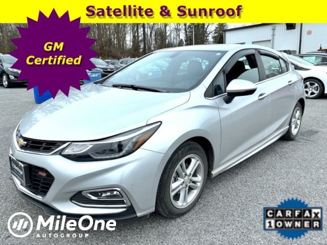 Used 2017 Chevrolet Cruze LT Auto Hatchback Owings Mills