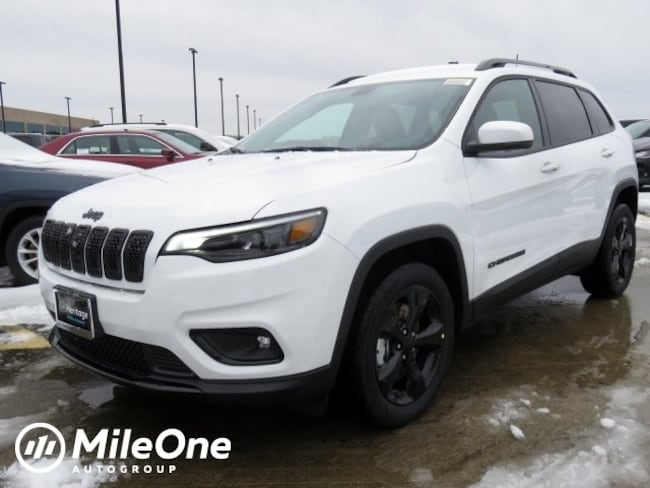 New 2019 Jeep Cherokee ALTITUDE FWD Sport Utility Owings Mills