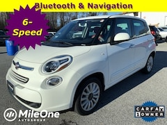 2014 FIAT 500L Easy Hatchback