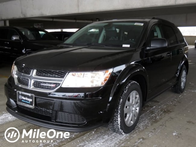 New 2018 Dodge Journey SE Sport Utility Owings Mills