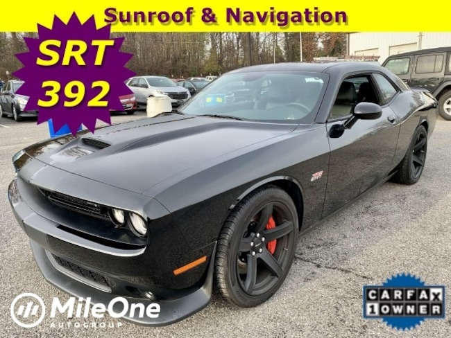 Used 2018 Dodge Challenger SRT 392 Coupe Owings Mills